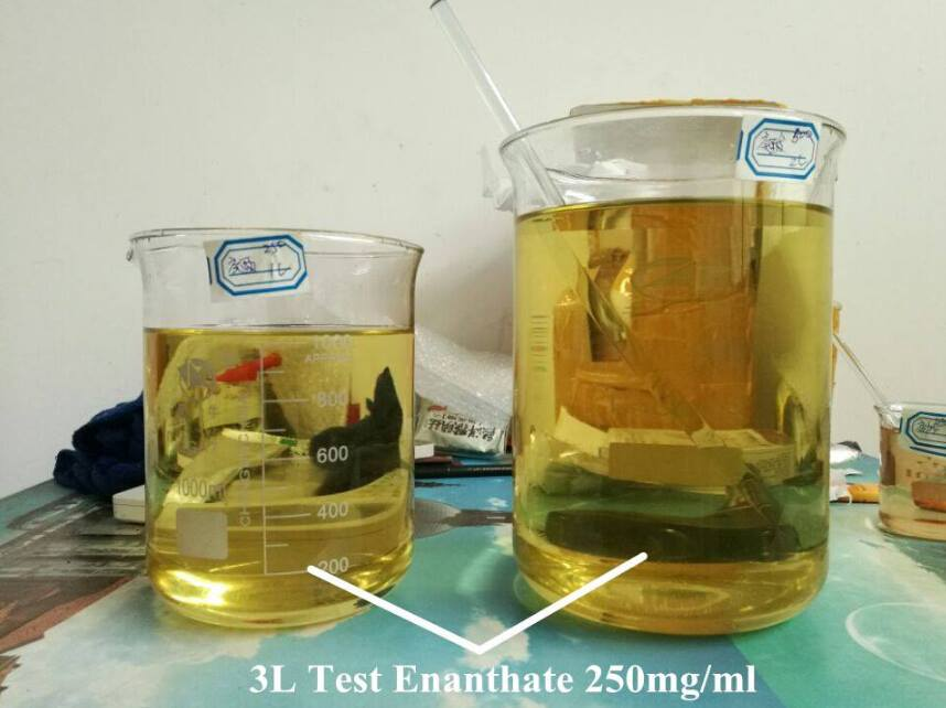 HomeBrew Pain Free Oil Testosterone Enanthate